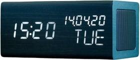 Wecker mit Qi Ladefunktion & BT Lautsprecher schwarz Wecker mit Ladefunktion & BT Lautsprecher Avenwood 785300156629 Bild Nr. 1