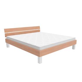 WOODLINE Bett HASENA 403552700000 Grösse B: 200.0 cm x T: 200.0 cm Farbe Natur Bild Nr. 1