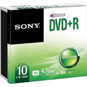 DVD+R 4.7GB, 10er Pack