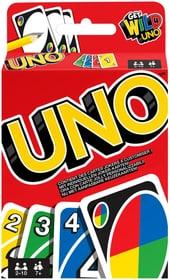 Carte Uno Mattel Games 744917800000 N. figura 1