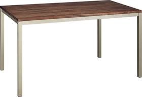 ALEXIS II Table 402399515004 Dimensions L: 120.0 cm x P: 80.0 cm x H: 75.0 cm Couleur Noyer Photo no. 1