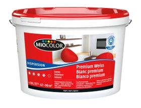 Dispersione Premium Bianco 10 l Miocolor 660729600000 Colore Bianco Contenuto 10.0 l N. figura 1