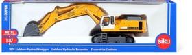 Escavatore idraulico Liebherr 1:87 Macchinine da collezione Siku 744207500000 N. figura 1