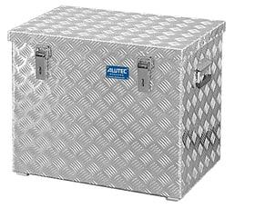 Aluminiumbox R120 Riffelblech 3 mm