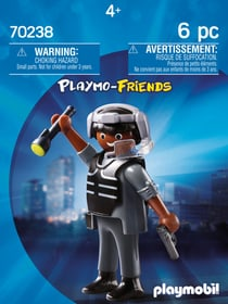 Policier d'élite 70238 Playmobil 748026300000 Photo no. 1