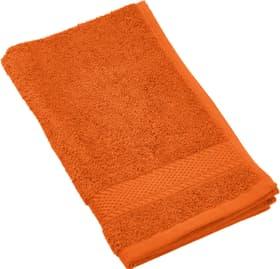 CHIC FEELING Gästetuch 450872920234 Farbe Orange Grösse B: 30.0 cm x H: 50.0 cm Bild Nr. 1
