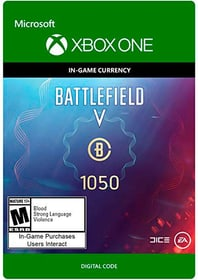 Xbox One - Battlefield V Currency 1050 Download (ESD) 785300141683 N. figura 1