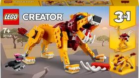 Creator 31112 Leone selvatico LEGO® 748755200000 N. figura 1