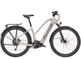 Zouma+ Lady (Trapez) E-Bike Diamant 464842200387 Farbe silberfarben Rahmengrösse S Bild-Nr. 1