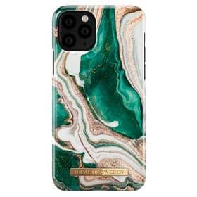 Hard Cover Golden Jade Marble Hülle iDeal of Sweden 785300147915 Bild Nr. 1
