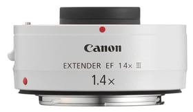 EF 1.4x III Multiplicateur Canon 785300123925 Photo no. 1