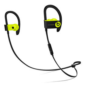 Beats Powerbeats3 Wireless Earphones - Shock Yellow