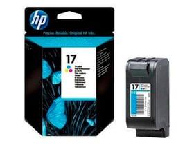 C6625AE Tintenpatrone Nr. 17 color Tintenpatrone HP 797423300000 Bild Nr. 1