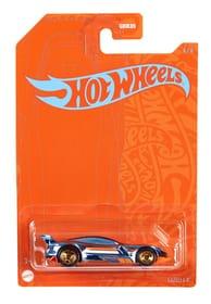 GRR35 Satin & Chrome Maquettes de voiture Hot Wheels 748674900000 Photo no. 1