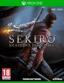Xbox One - Sekiro: Shadows Die TwiceXbox One - Sekiro: Shadows Die Twice Box 785300141217 Lingua Italiano Piattaforma Microsoft Xbox One N. figura 1