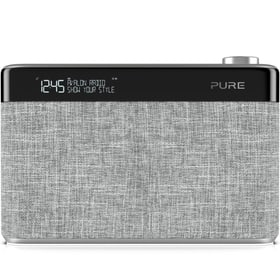 Avalon N5 - Grigio Radio DAB+ Pure 785300134998 N. figura 1