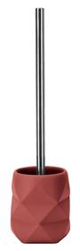 WC-Bürstengarnitur Crackle rosenholz WC-Bürstengarnitur Kleine Wolke 675892600000 Bild Nr. 1