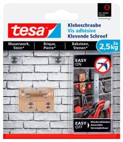 Klebeschraube viereckig Mauerwerk, 2.5 kg Klebeschraube Tesa 675234700000 Bild Nr. 1