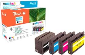 Multipack HP Nr. 932XL / 933XL BKCMY Cartouche d'encre Peach 785300154237 Photo no. 1
