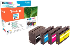 Multipack HP Nr. 932XL / 933XL BKCMY Tintenpatrone Peach 785300154237 Bild Nr. 1