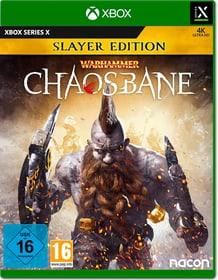 Xbox Series S/X - Warhammer: Chaosbane - Slayer Edition Box 785300156194 N. figura 1