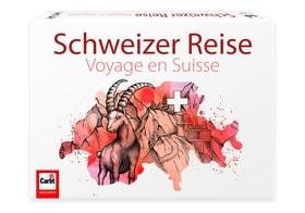 Schweizer Reise Gesellschaftsspiel Carlit 749000800000 Bild Nr. 1