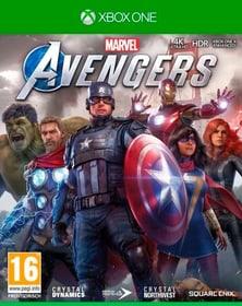 XONE - Marvel's Avenger D Box 785300150897 Lingua Tedesco Piattaforma Microsoft Xbox One N. figura 1