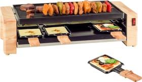 Appareil à Raclette & Pizza Wood Appareil à raclette et grill Nouvel 71747450000017 Photo n°. 1