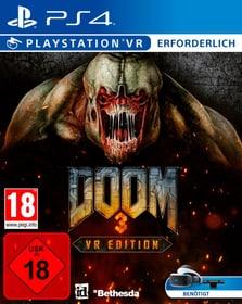 PS4 - Doom 3 VR Box 785300159047 Photo no. 1