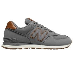 574 Chaussures de loisirs pour homme New Balance 465435440080 Taille 40 Couleur gris Photo no. 1