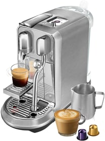 Creatista Plus Nespressomaschine NESPRESSO 785300146899 Bild Nr. 1