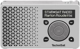 Digitradio 1 - Blanc Radio DAB+ Technisat 785300134721 Photo no. 1