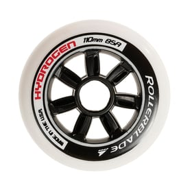 Hydrogen 110mm/85A (6PCS) Inline-Ersatzrollen Rollerblade 492457700000 Bild-Nr. 1