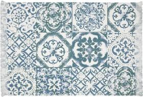 ESAIAS Tovaglietta 450533000040 Colore Blu Dimensioni L: 33.0 cm x P: 45.0 cm N. figura 1