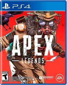 PS4 - Apex Legends: Bloodhound Edition Box 785300147313 Photo no. 1