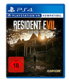 PS4 - Resident Evil 7 Box 785300121760 Photo no. 1