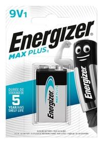 MaxPlus 9V 1 piece piles Energizer 704769800000 Photo no. 1