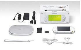 PSP Value Pack weiss inkl Sony 78521290000006 Bild Nr. 1
