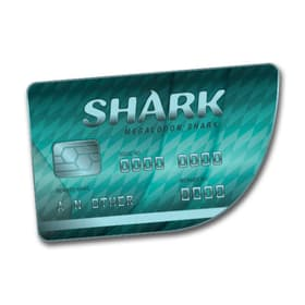 PC - Grand Theft Auto V: Megalodon Shark Cash Card Download (ESD) 785300133674 N. figura 1