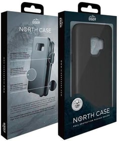 """Hard Cover  """"Eiger North Rugged black"""" Coque Eiger 785300148254 Photo no. 1"""