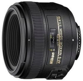 AF-S 50mm F1.4 G Objektiv Nikon 785300125531 Bild Nr. 1