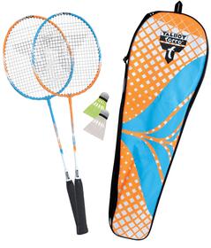 2-Attacker Set Set da badminton Talbot Torro 491324900000 N. figura 1