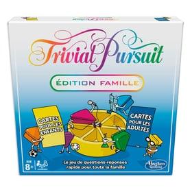 Trivial Pursuit Family Edition (FR) Jeux de société Hasbro Gaming 748670690100 Photo no. 1