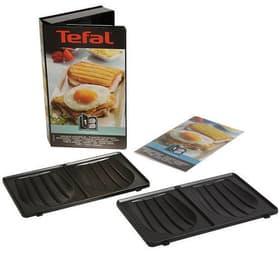Plattenset Snack Collection Sandwich Sandwichmaker Tefal 785300137491 Bild Nr. 1