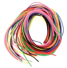 Colour Strips opaque, 20pcs 100cm, couleurs assorties 608116700000 Photo no. 1