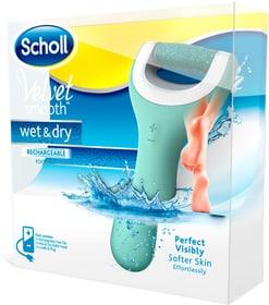 Velvet Smooth Express Pedi - Wet & Dry-1 Scholl 785300128187 Photo no. 1