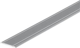 Übergangsprofil 30 x 2 mm sk silberfarben 1 m alfer 605114400000 Bild Nr. 1