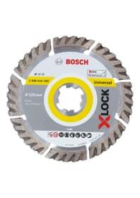X-LOCK Trennscheibe Standard for Universal 125x22,23x2x10 Bosch Professional 616246400000 Bild Nr. 1