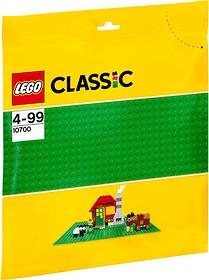 Classic Grüne Grundplatte 10700 LEGO® 747858300000 Bild Nr. 1