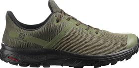 OUTline Prism GTX Chaussures polyvalentes pour homme Salomon 461146343060 Taille 43 Couleur vert Photo no. 1